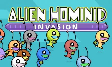 Alien Hominid Invasion is The Behemoth's 5th Game, a Reimagining of the Original Alien Hominid