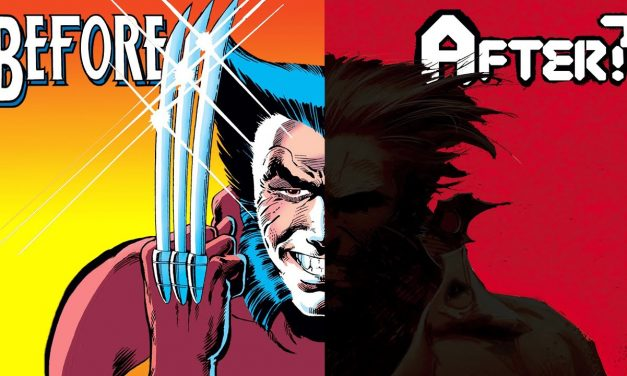 Wolverine Returns With a NEW LOOK!