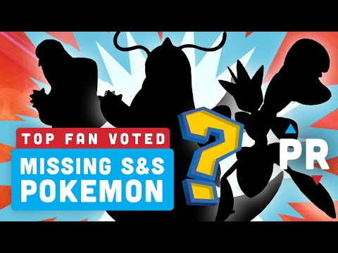 Your Most Wanted Missing Pokemon in Sword in Shield – Power Ranking