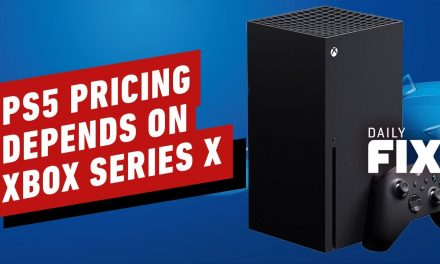 PlayStation 5 Pricing May Be Dependent On Xbox Series X – IGN Daily Fix