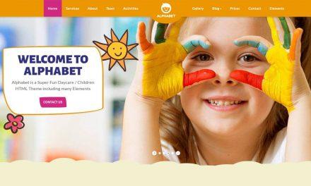 23 Best Students-Friendly School Website Templates 2020