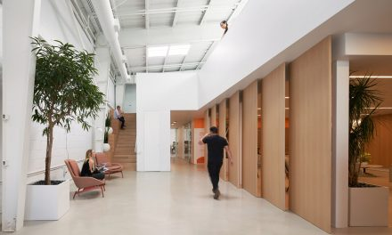 Montalba Architects incorporates meditation areas into Headspace office