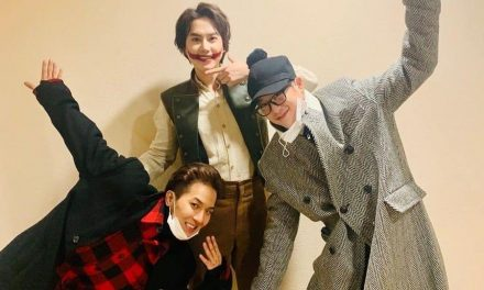 WINNER's Song Mino And Block B's P.O Show Support For Super Junior's Kyuhyun At His New Musical