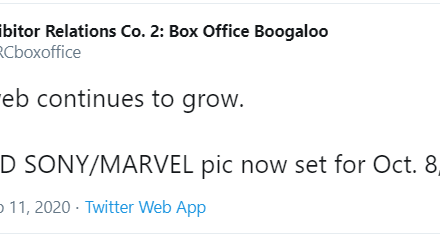 New Marvel Movie Release Date Set by Sony