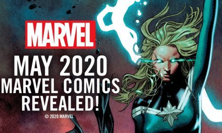 Marvel Comics Announcements for May 2020