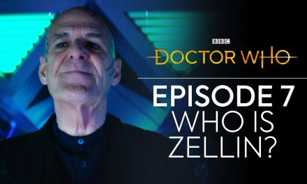 Who is Zellin? | Can You Hear Me? | Doctor Who