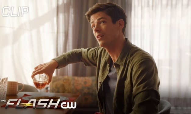 The Flash | Season 6 Episode 11 | Iris Makes Breakfast Scene | The CW