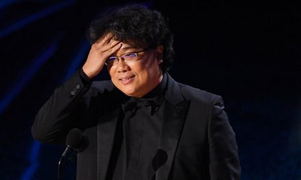 Bong Joon Ho wins best director