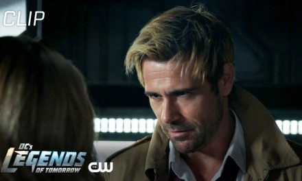 DC's Legends of Tomorrow | Season 5 Episode 3 | Slay Anything Scene | The CW