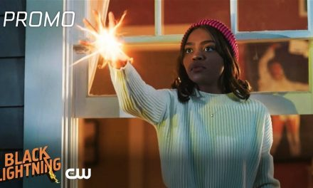 Black Lightning | Season 3 Episode 14 | The Book Of War: Chapter One: Homecoming Promo | The CW