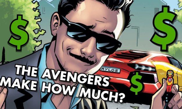 The Avengers Budget EXPLAINED!