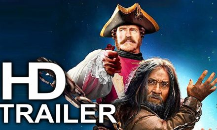 JACKIE CHAN VS ARNOLD SCHWARZENEGGER The Iron Mask Trailer #1 NEW (2020) Action Movie HD