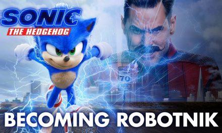 Sonic The Hedgehog | Becoming Robotnik Featurette | Paramount Pictures UK