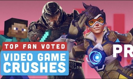 Your Most Dateable Video Game Crushes – Power Ranking