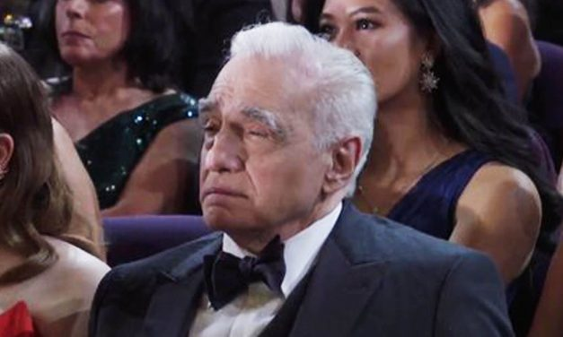 Martin Scorsese reacting to Eminem's Oscars performance is an entire 2020 mood