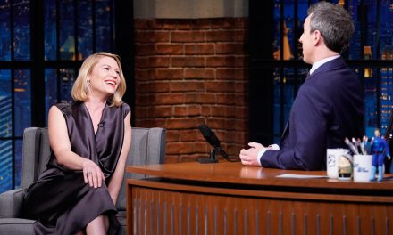 Claire Danes Reacts To 'Homeland' Porn Parody: 'You Know Your Work Has Resonated'