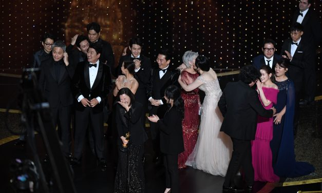 'Parasite' makes Oscars history with four wins, including stunning best picture victory