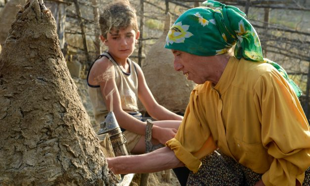 """The Complicated, Triumphant Woman at the Heart of the Film """"Honeyland"""""""