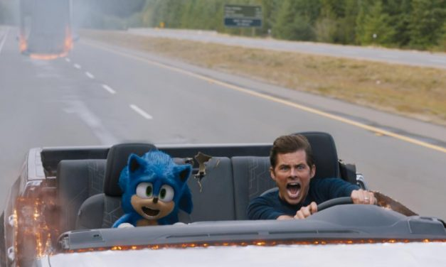 'Sonic the Hedgehog' has problems that better teeth can't fix