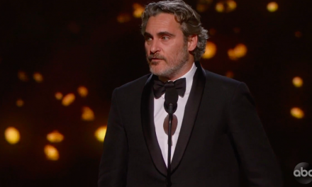 Joaquin Phoenix's Oscars speech talks about fight against injustice…and much more