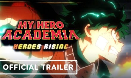 My Hero Academia: Heroes Rising – Official Movie Trailer (English Dub)