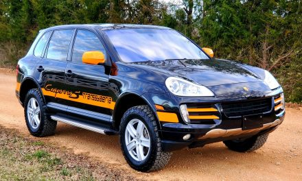 This 2010 Porsche Cayenne S Transsyberia Isn't Just Any Old Cayenne