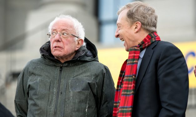 Tom Steyer Unloads On Bernie Sanders: Socialism 'Never Worked,' 'We Stand For Freedom'
