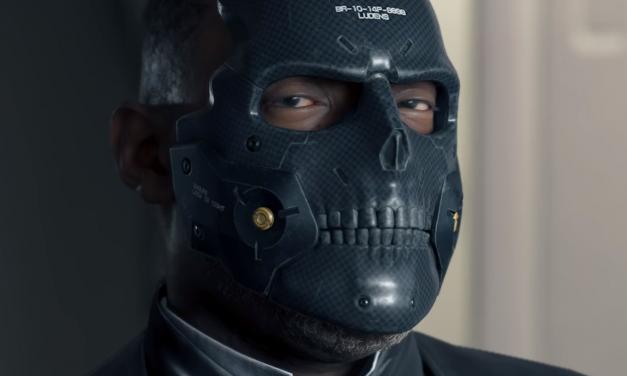 Kojima shares mysterious new Death Stranding trailer