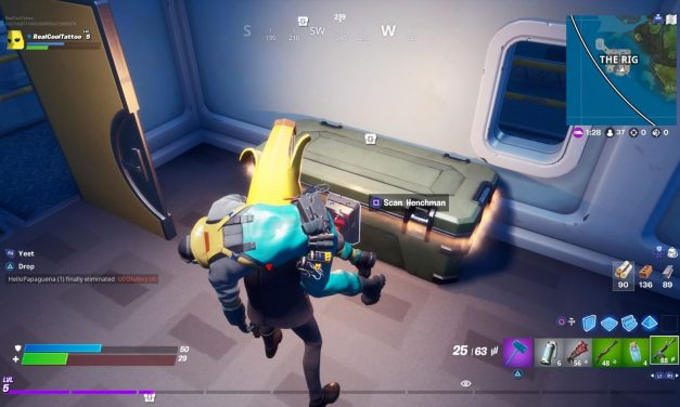 Fortnite Season 2 Henchmen Guide: How to open ID Scanner doors and chests