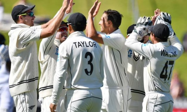 Test Win Over India Hailed As One Of The Best In New Zealand's History
