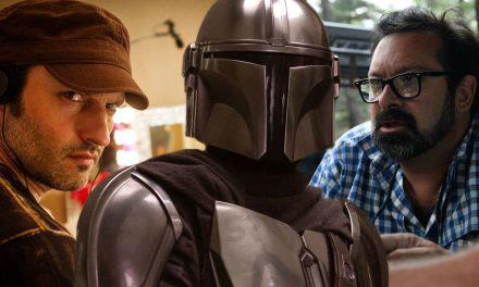 The Mandalorian Season 2: James Mangold & Robert Rodriguez Directing