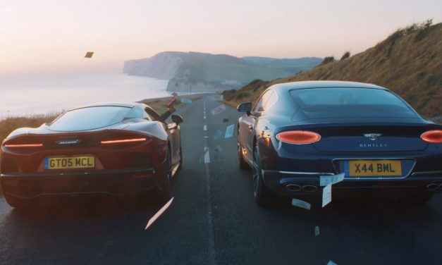 Which Is Britain's Best Grand Tourer: The McLaren GT Or The Bentley Continental GT?