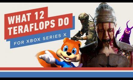 What Xbox's 12 Teraflops ACTUALLY Do – Next-Gen Console Watch