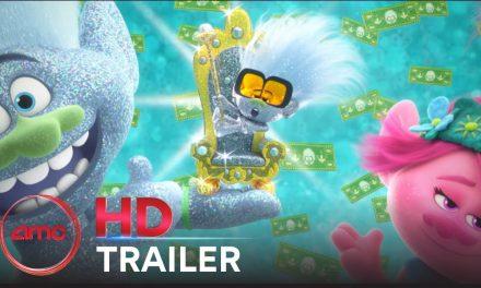 TROLLS WORLD TOUR – Official Trailer 3 (Justin Timberlake, James Corden) | AMC Theatres (2020)