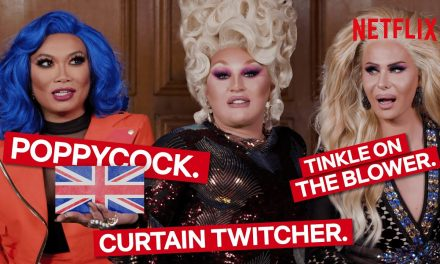 RuPaul's Drag Race Queens Take The British Slang Quiz