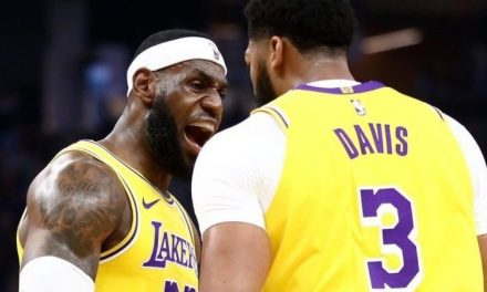 LA Lakers Jump Over Shorthanded Philadelphia 76ers, 120-107
