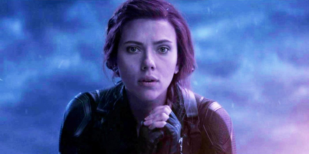 Scarlett Johnansson Worried Black Widow's Endgame Death Would Scare Kids