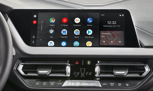 BMW infotainment updates to be available over-the-air, including Android Auto