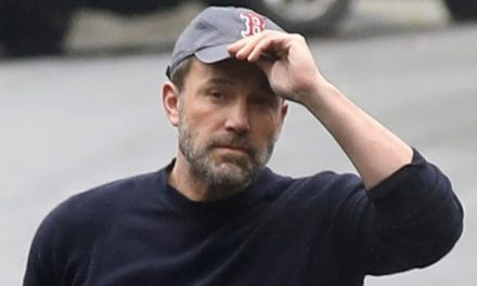 Ben Affleck Goes To See His Kids After Getaway With Ana de Armas