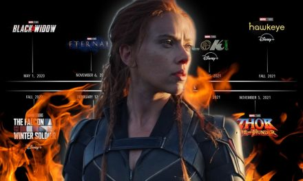 What Black Widow's Movie Delay Means For Marvel Phase 4