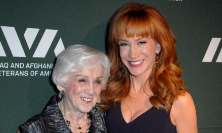 Kathy Griffin says she is 'gutted' as she shares that her mother has died