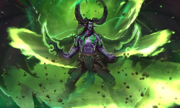 Hearthstone's new expansion is called Ashes of Outland
