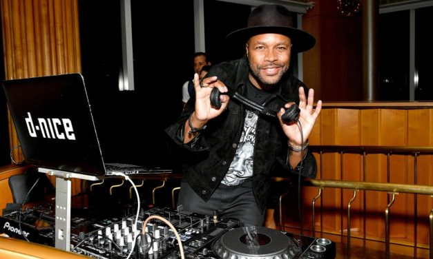 DJ D-Nice threw the best quarantine party – even Biden and Sanders came