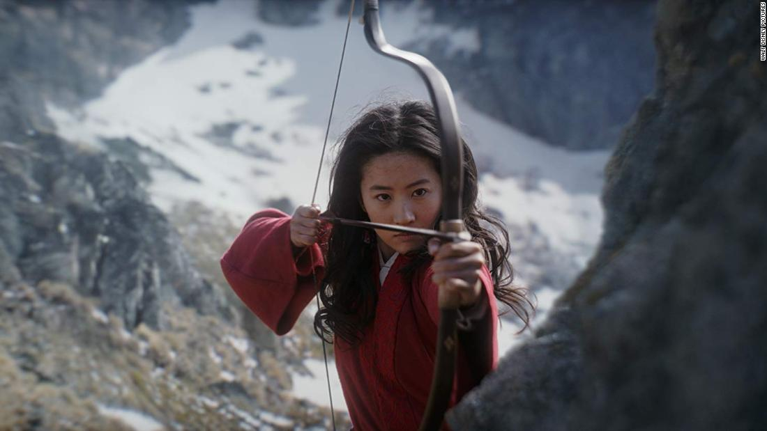 'Mulan' feels like the movie we could have most used right now