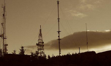 Radio days: The Kiss 103.2 transmitter dash story