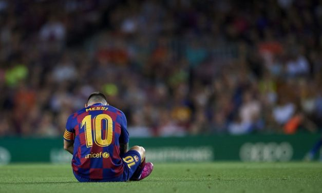 After Leo Messi's latest outburst, Barcelona President Josep Bartomeu attempts to smooth things over
