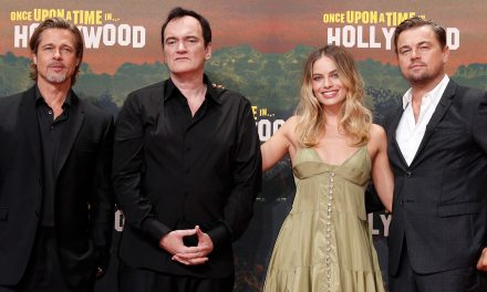Quentin Tarantino Considering Writing a 'Once Upon a Time in Hollywood' Novel