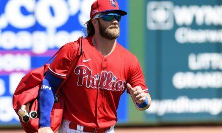 Phillies Notes: Harper, Dominguez, Realmuto
