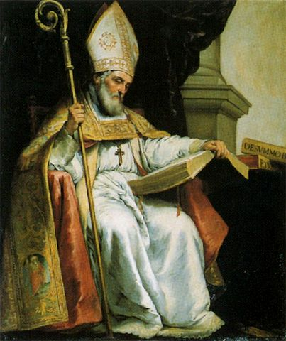 St. Isidore of Seville (Bishop and Doctor)