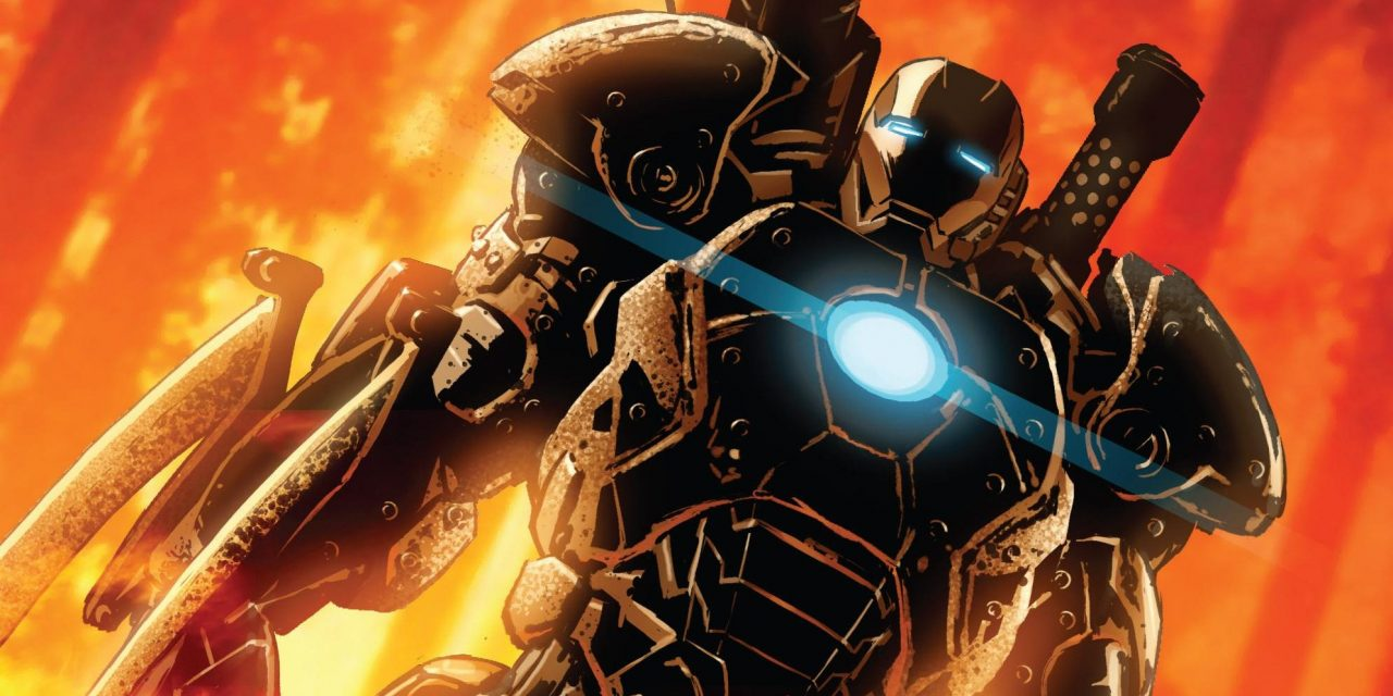 Iron Man's Most METAL Armor is Built To Kill Dark Elves